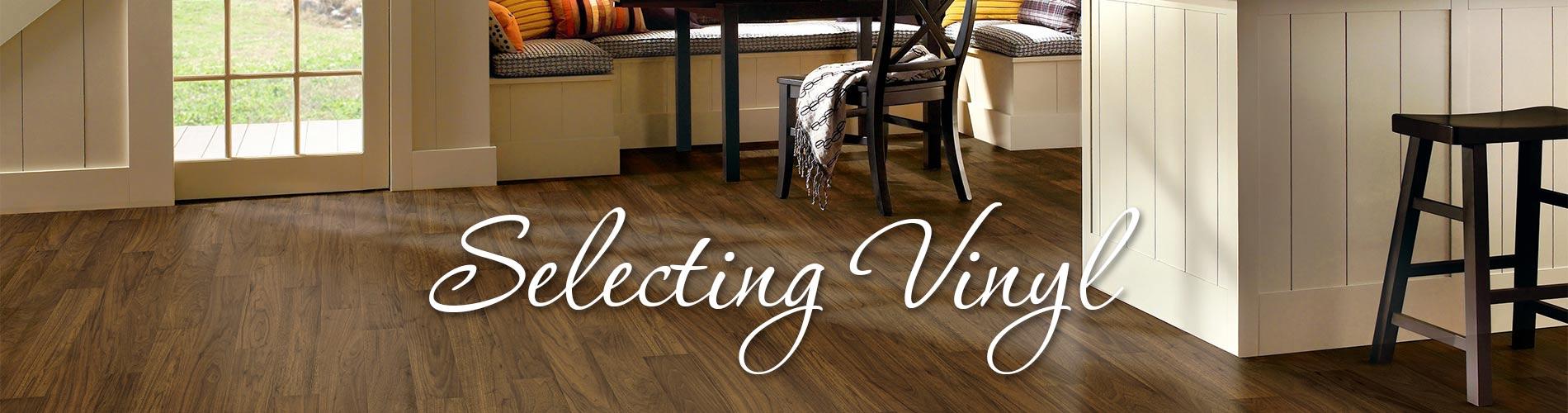 Selecting Vinyl Flooring From Abbey Carpet Amp Floor